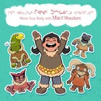 Move Your Body with Mia and the Monsters (Inuktitut/English)