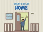 What I Do at Home (English)