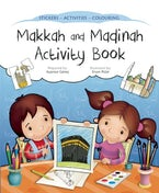 Makkah and Madinah Activity Book