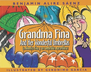 Grandma Fina and Her Wonderful Umbrellas