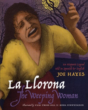 La Llorona, the Weeping Woman