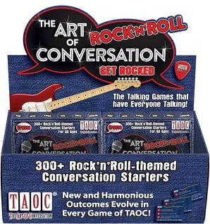 The Art of Rock 'n' Roll Conversation (12 copy pre-pack)