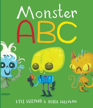 Monster ABC