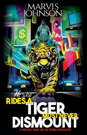 He Who Rides a Tiger Must Never Dismount