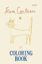 Jean Cocteau Coloring Book