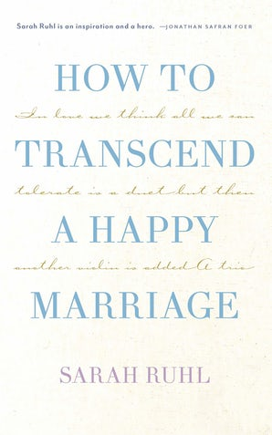 How to transcend a happy marriage (TCG Edition)