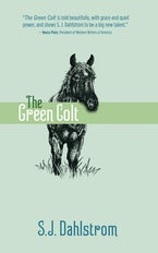 The Green Colt: The Adventures of Wilder Good #4