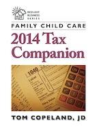 Family Child Care 2014 Tax Companion