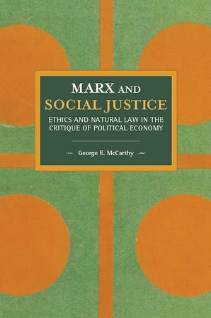 Marx and Social Justice