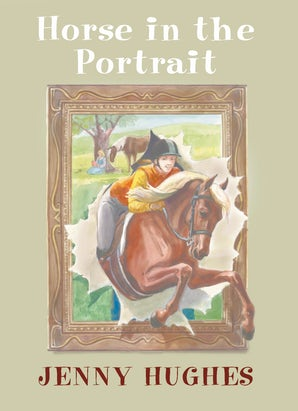 Horse in the Portrait