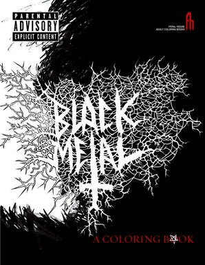 The Black Metal Coloring Book