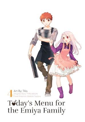 Today's Menu for the Emiya Family, Volume 4