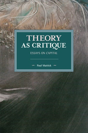 Theory as Critique