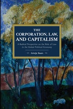 The Corporation, Law, and Capitalism