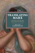 Translating Marx