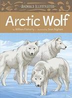 Animals Illustrated: Arctic Wolf