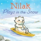 Nilak Plays in the Snow (English)
