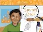 Uliaq's Amazing Animals: Snowy Owl