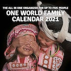 One World Family Calendar 2021