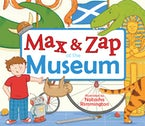 Max and Zap at the Museum
