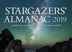 Stargazers' Almanac: A Monthly Guide to the Stars and Planets