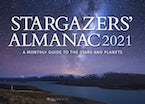 Stargazers' Almanac: A Monthly Guide to the Stars and Planets 2021