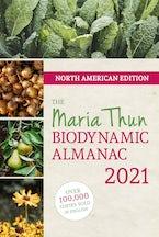 North American Maria Thun Biodynamic Almanac 2021