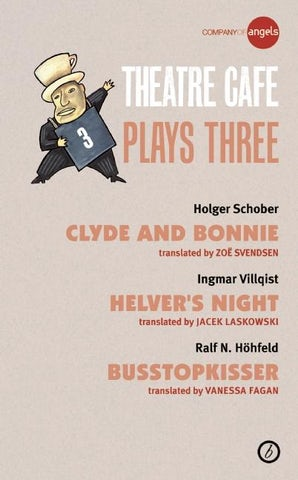 Theatre Café Plays Three