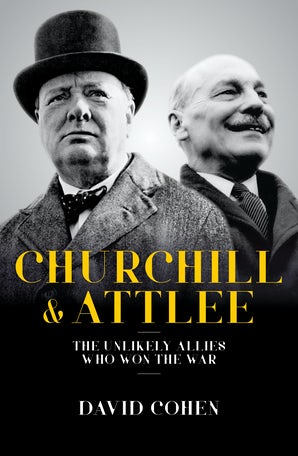 Churchill and Attlee