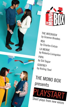 The Mono Box presents Playstart: