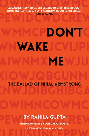 Don't Wake Me: The Ballad of Nihal Armstrong