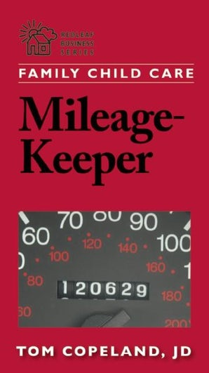 family child care mileage keeper