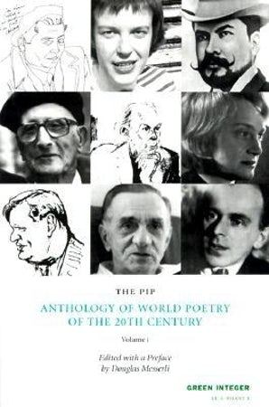 The PIP Anthology of World Poetry of the 20th Century: Volume 1