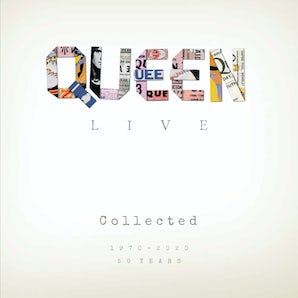 Queen Live Collected