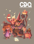 Character Design Quarterly 16