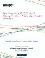 Teaching the NAEYC Code of Ethical Conduct