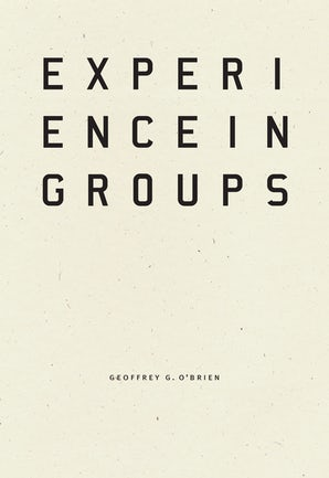 Experience in Groups