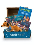 The Nocturnals Grow & Read Activity Box