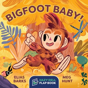 Bigfoot Baby!