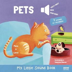 Pets - My Little Sound Book