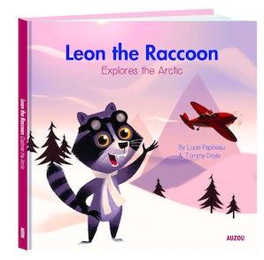 Leon the Raccoon Explores the Arctic