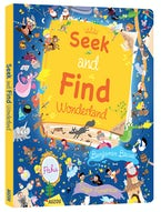 Seek and Find: Wonderland