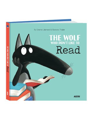 The Wolf Who Didn't Like to Read