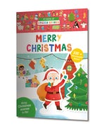 My Book of Sticker Stories: Merry Christmas