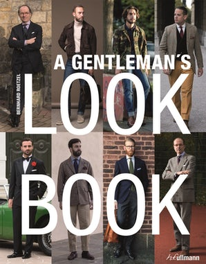 A Gentleman's Look Book
