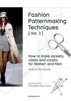 Fashion Patternmaking Techniques [ Vol. 3 ]